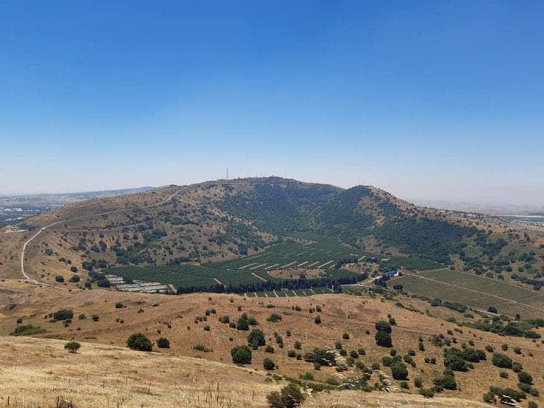 תצפית הר בנטל