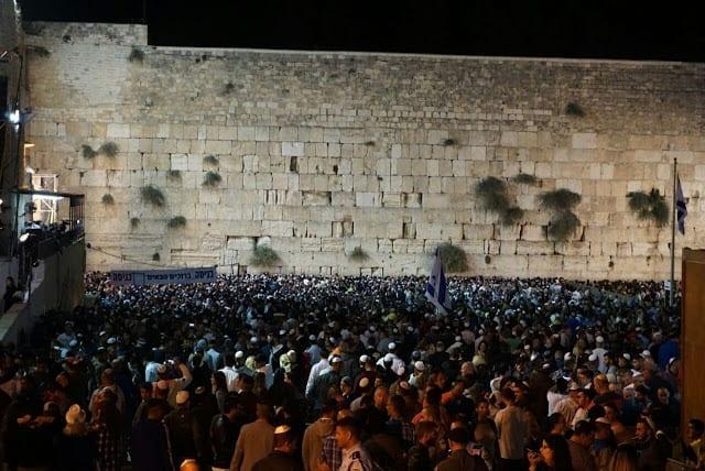 סיור סליחות ירושלים