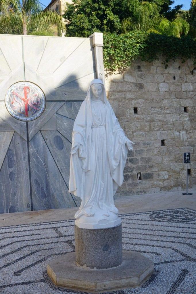 מריה בנצרת