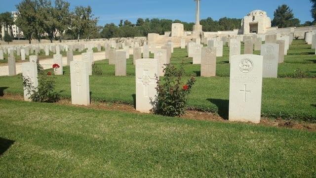 בית קברות בריטי בהר הצופים