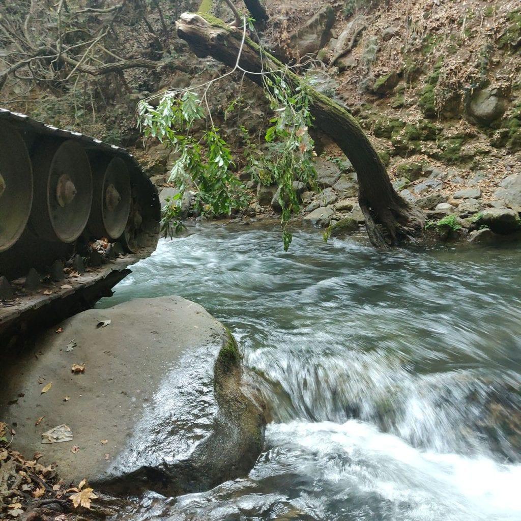 הטנק הסורי בבניאס