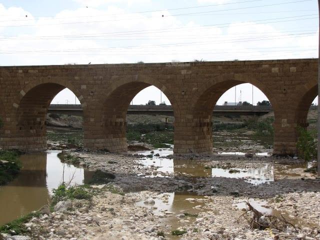 הגשר הטורקי באר שבע