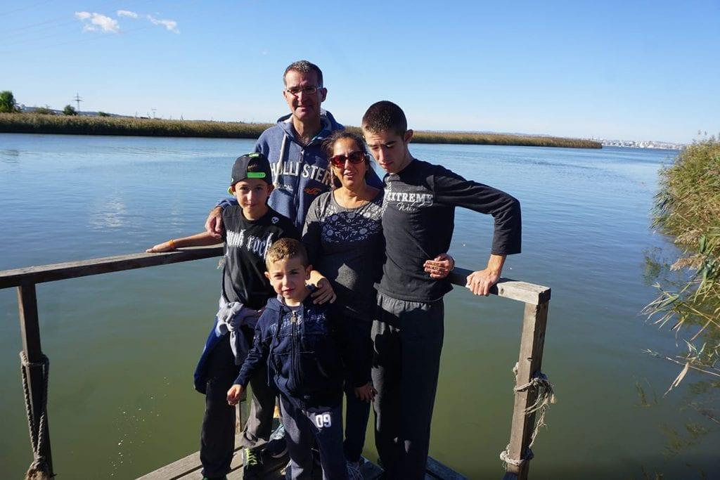 טיול משפחתי לבורגאס - בולגריה