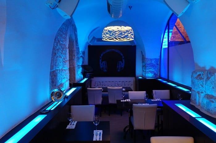 בלו הול - מסעדה בירושלים