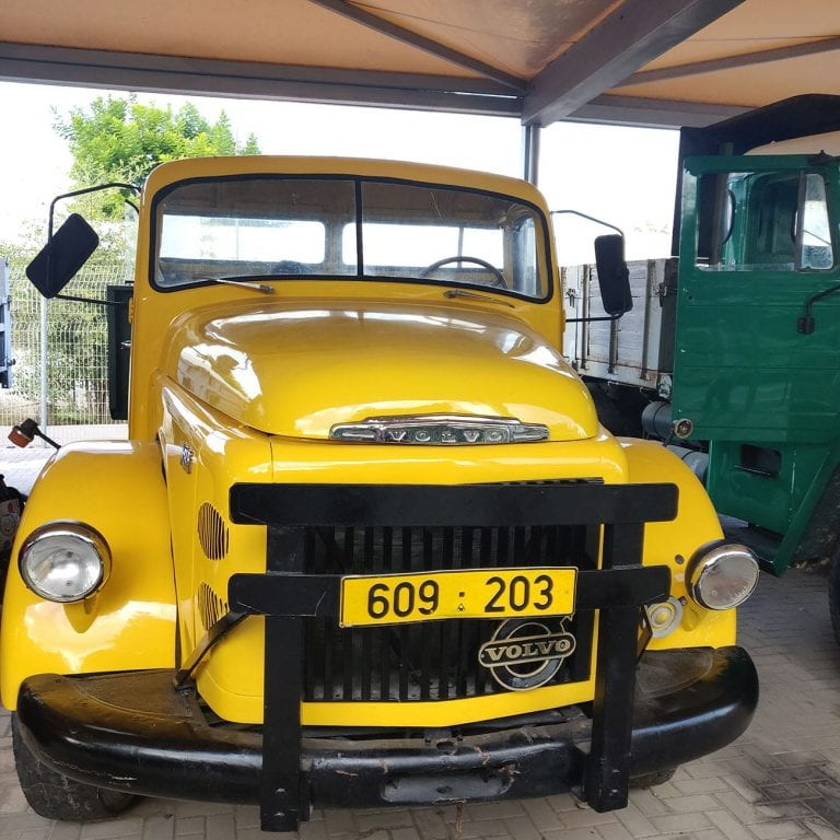 מוזיאון המשאיות ברמלה