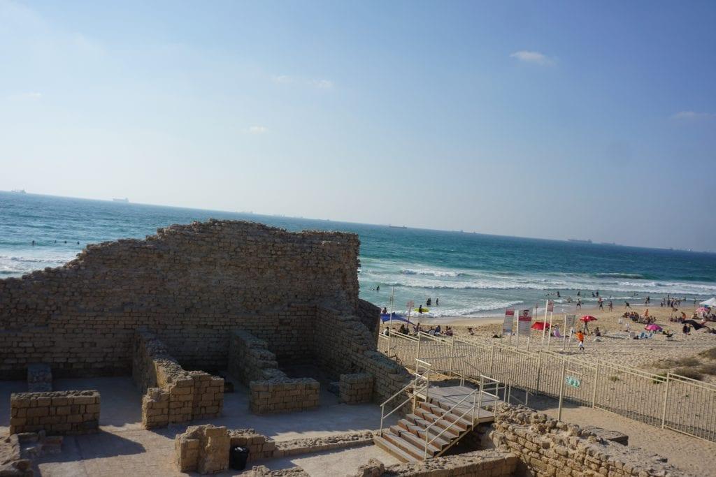 תצפית מצודת אשדוד ים