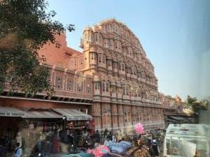 ארמון הרוחות בג'איפור הודו