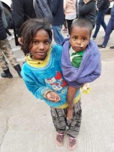 ילדים בניו דלהי