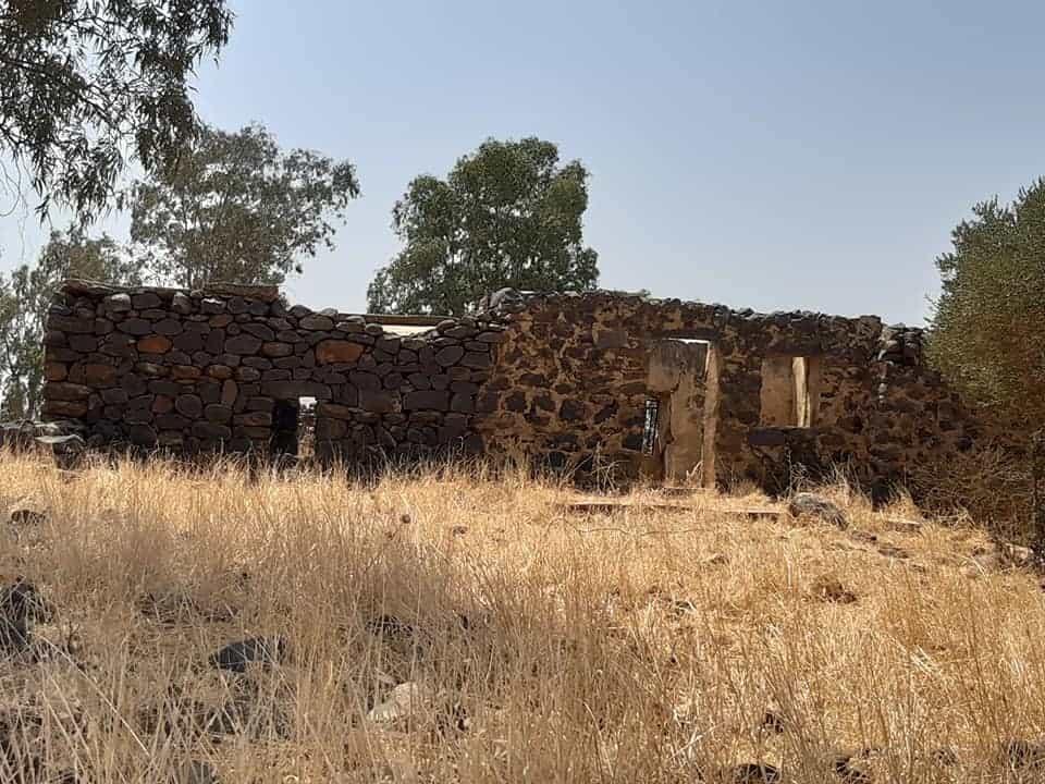 שרידי כפר יהודיה