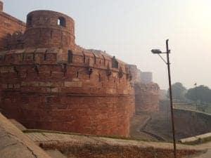 מבצר אגרה