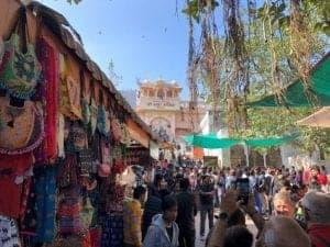 טיול בפושקאר הודו