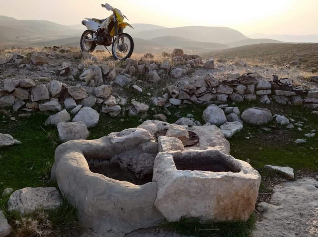 בארות במדבר יהודה