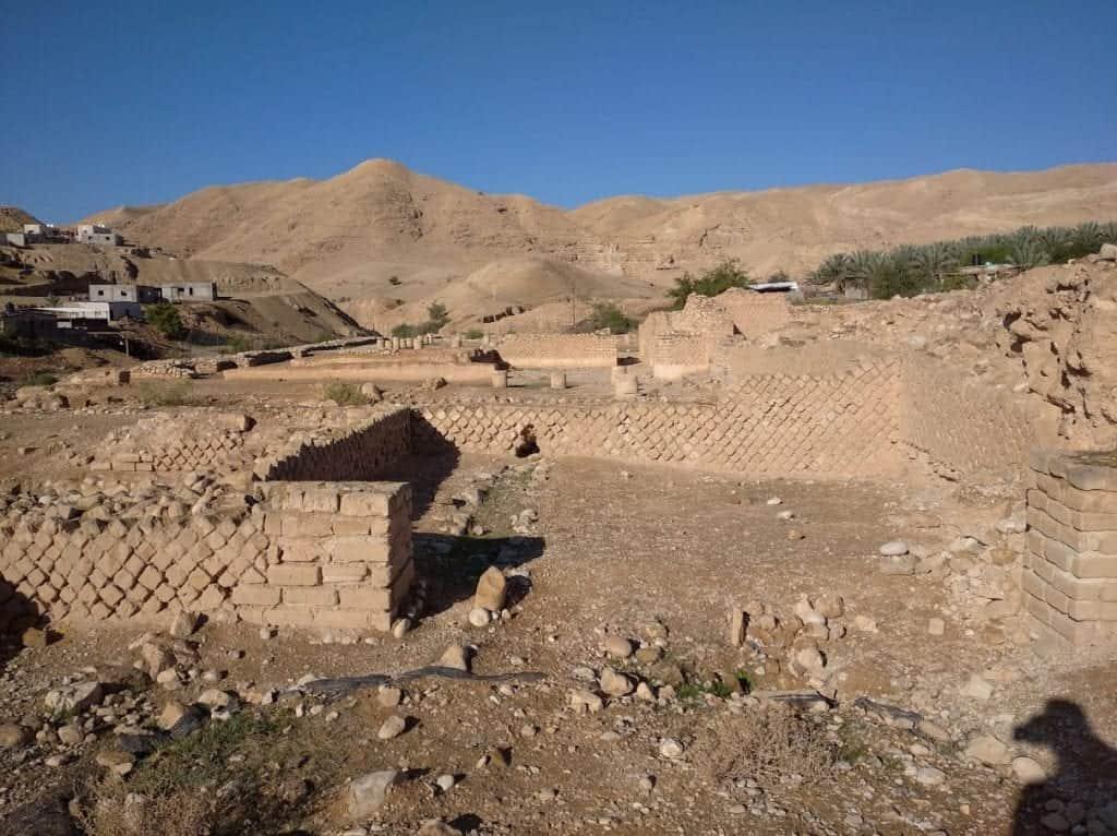 שרידי ארמונות החורף ביריחו