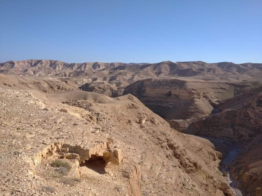 נופים במדבר יהודה